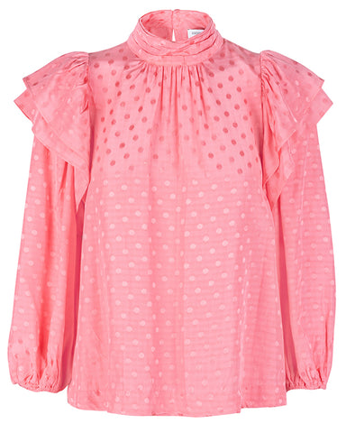 Hofmann Bella Shirt Strawberry Pink