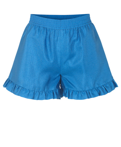 Stine Goya Joselyn Shorts Blue