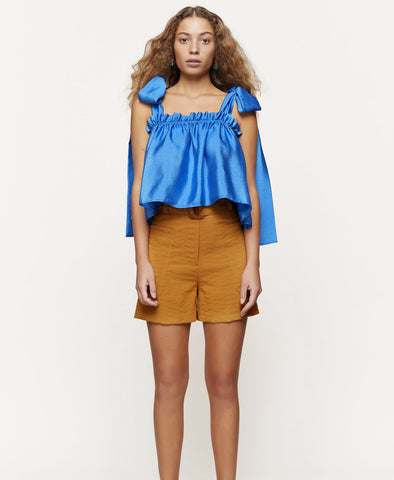 Stine Goya Gia Top Blue