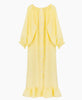 Sleeper. Loungewear Dress in Lemon. Studio B Fashion