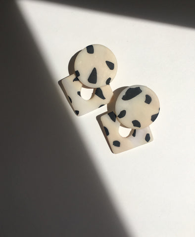 The Valentina Earrings Mini Leo