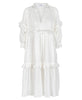 Hofmann Copenhagen Jeanne Dress White