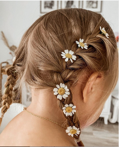 two braid hair style for kids
