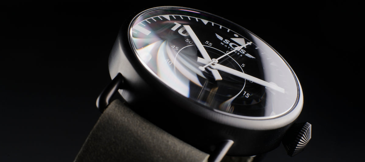 Watch Glass: What Protects Your Watch?