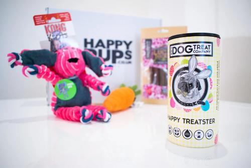 Happy Pups Subscription Box