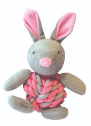 knottie bunny puppy dog toy