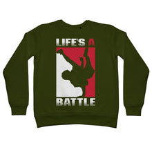 LIFE'S A BATTLE SWEAT