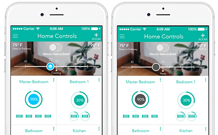 Works with Nest – Keen Home
