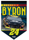 William Byron Banner