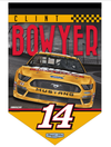 Clint Bowyer Banner