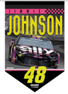Jimmie Johnson Banner