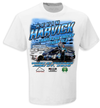 Kevin Harvick Checkered Flag 2020 Pocono Organics 325 Race Winner T-Shirt