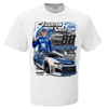 Alex Bowman 2018 #88 Daytona Pole Winner T-shirt