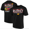Ryan Blaney 2020 Cup Series Playoffs T-Shirt - Black
