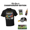 Kyle Busch Championship Edition Speed Crate