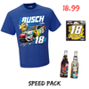 KY. BUSCH - SPEED PACK