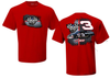 Dale Earnhardt Goodwrench Service T-Shirt - Red