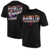 Denny Hamlin 2020 Cup Series Playoffs T-Shirt - Black