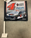 Kevin Harvick Car Flag