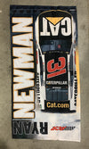 Ryan Newman Beach Towel