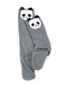 Panda Face Socks