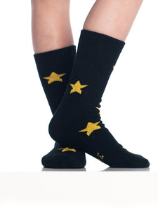 Gold Star Socks