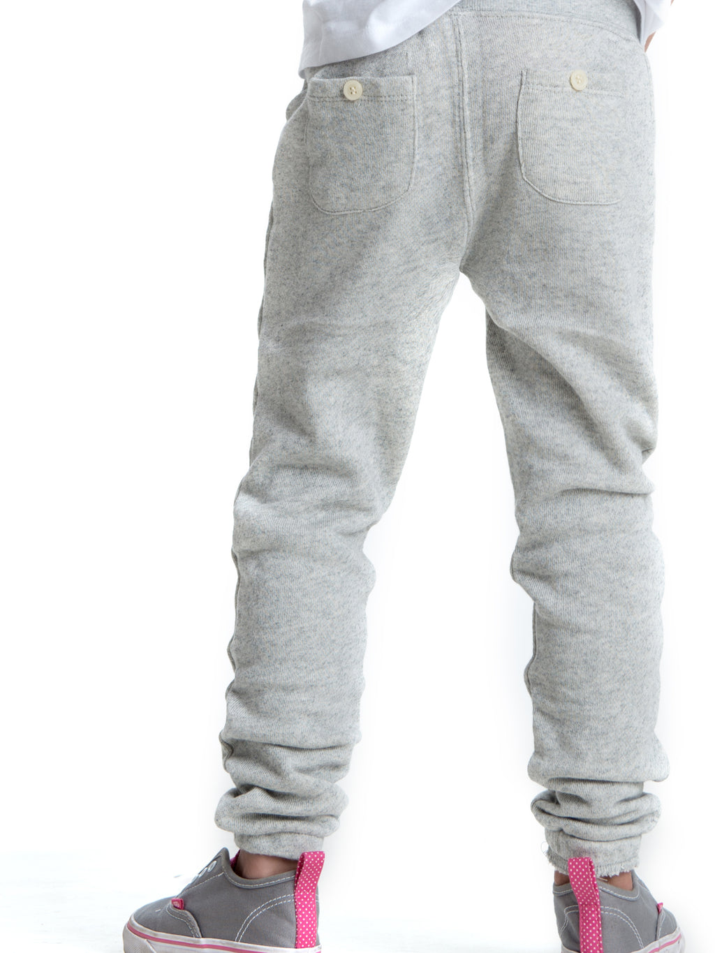 Jogger Pants - Grey Heather