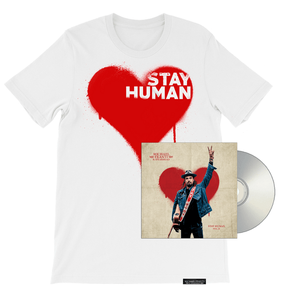 Stay Human Vol. II CD Bundle