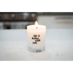 Michael Franti - Life Is Better With You Candle