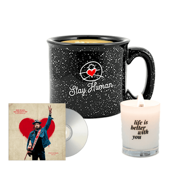 Michael Franti - Life Is Better With You Valentine's Bundle