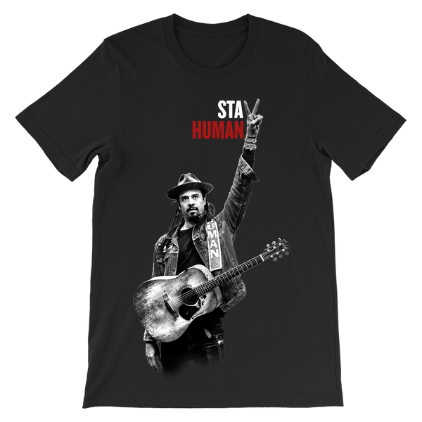 Michael Franti - 2018 Tour T-Shirt