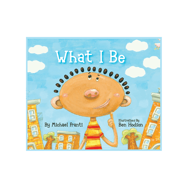 Michael Franti - What I Be Book (2018)