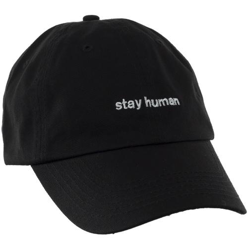 Michael Franti - Stay Human Dad-Style Hat