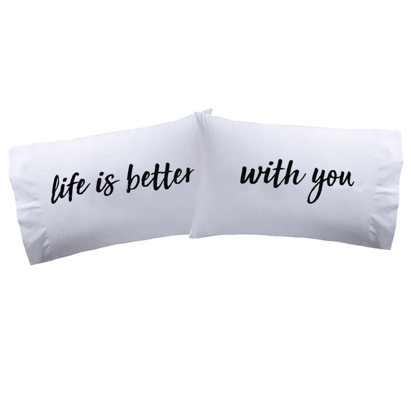 Michael Franti - Life Is Better With You Pillow Cases