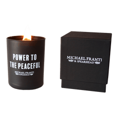 Michael Franti - Power To The Peaceful Candle