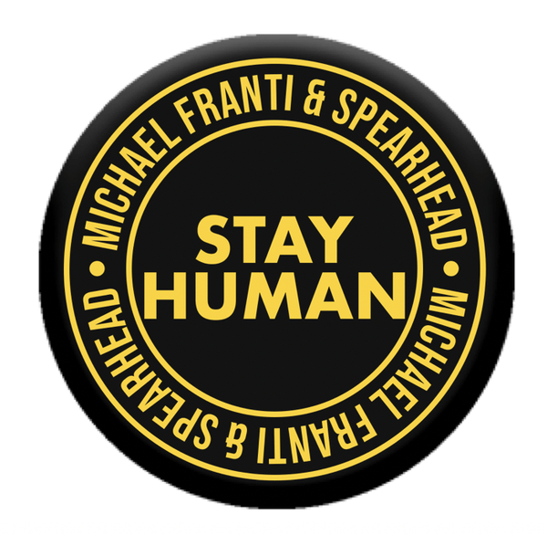 Michael Franti - Stay Human Popsocket