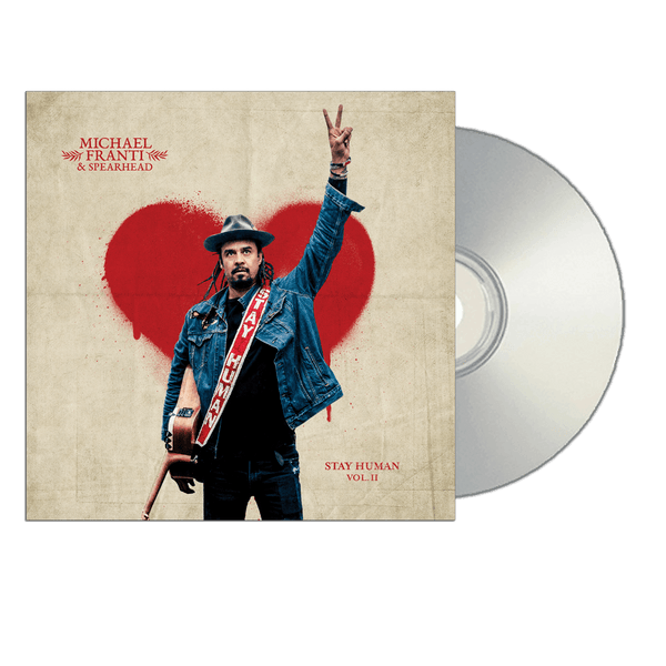 Michael Franti - Stay Human Vol. II CD