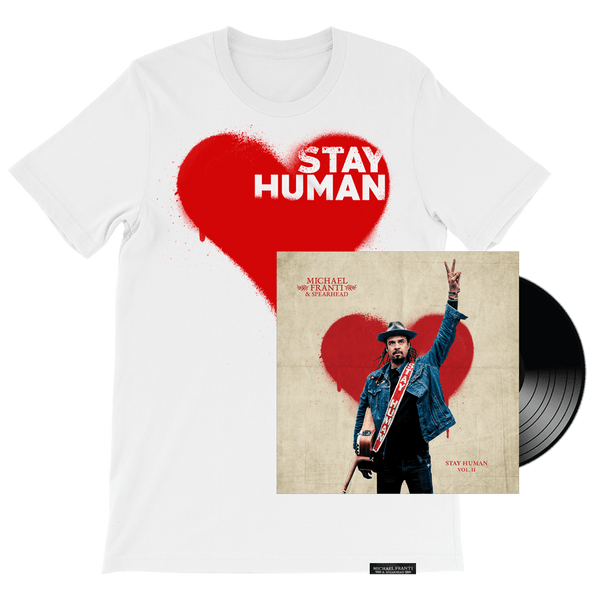 Stay Human Vol. II Vinyl Bundle