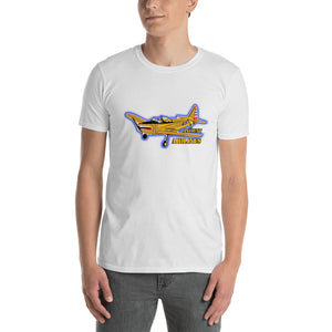 Ancient Airlines Warbird Short-Sleeve T-Shirt FREE SHIPPING!