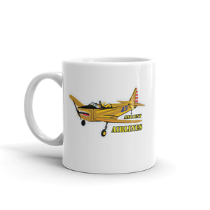 Ancient Airlines Warbird mug FREE SHIPPING!