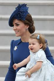 Princess Charlotte British Royal Family Kate Middletown