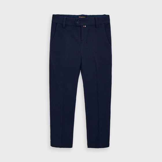 Adrian East online boy Twill Navy Dress Pants