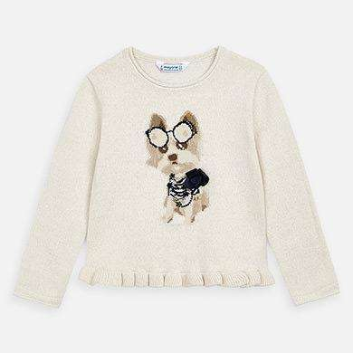 Adrian East online Puppy Sweater with Pants