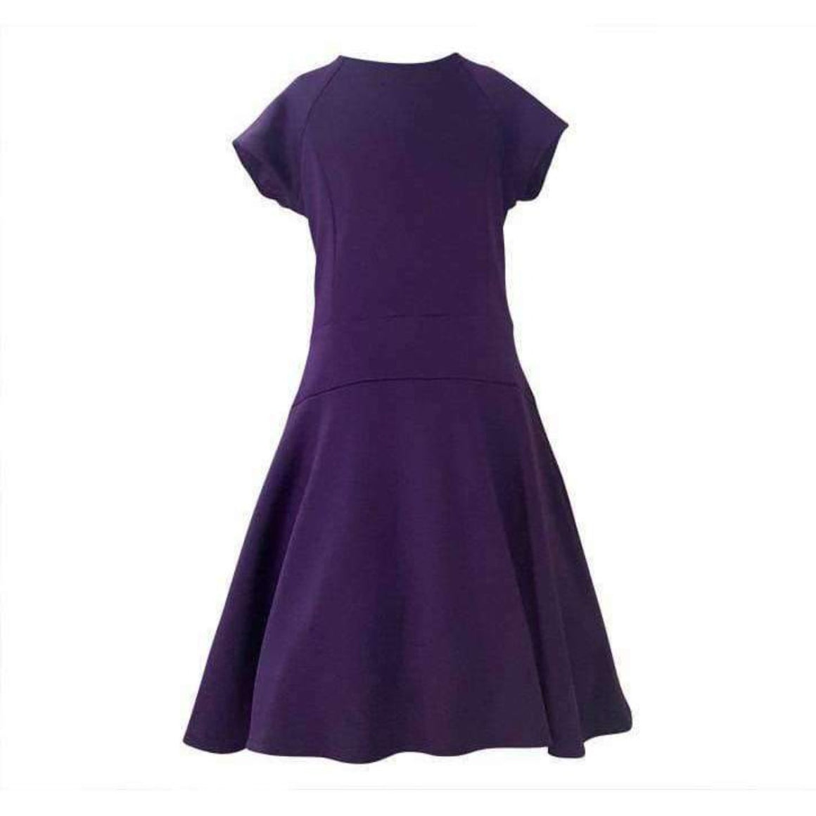 Adrian East online Girls Purple Dropwaist Dress