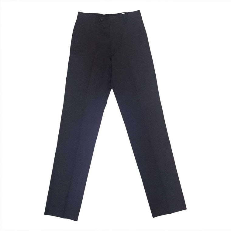 Boys Michael Kors Wool Gaberdine Dress Pant