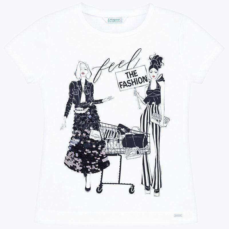 Adrian East online Feel The Fashion Tee