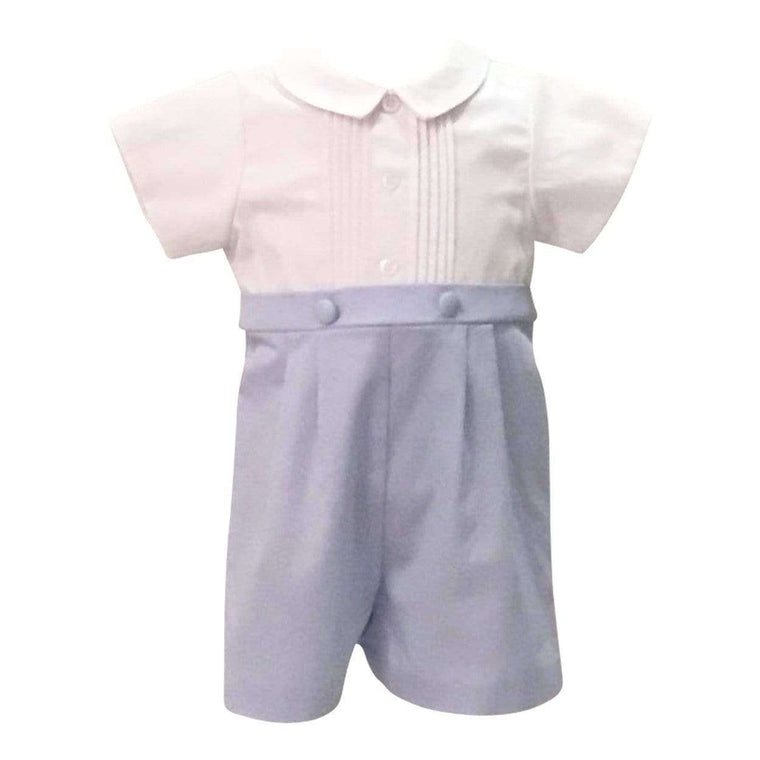 Adrian East online Florence Eiseman Button-on Shortall
