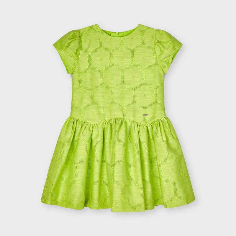 Pistachio Dropwaist Dress