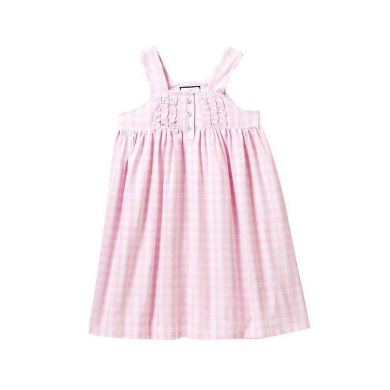 Adrian East online Girls Gingham Nightgown
