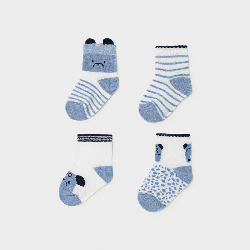 Adorable sock set